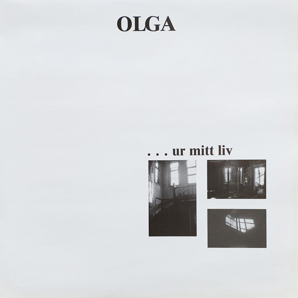Olga - …ur mitt liv