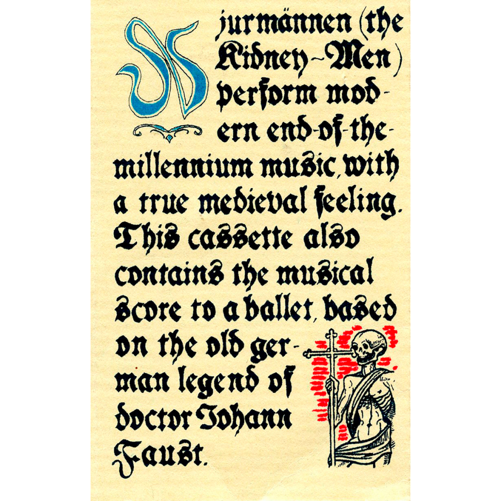 Njurmännen - End of the millennium